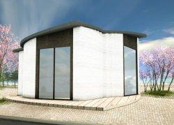 Первый европейский 3D-дом напечатают на российском принтере